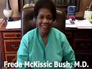 Freda Bush